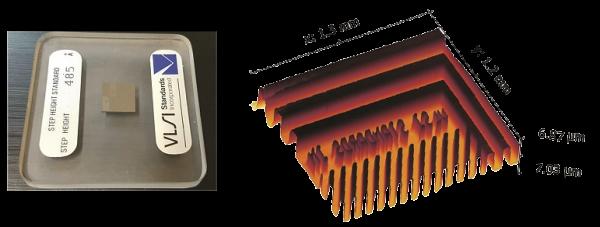 ProfiloMeter_Standard Sample-VLSI