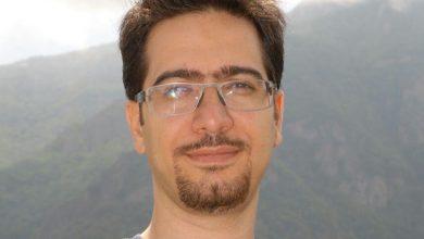 Photo of Dr. Hamid Reza Bahari
