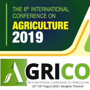 Agriculture 2019 – (AGRICO 2019)