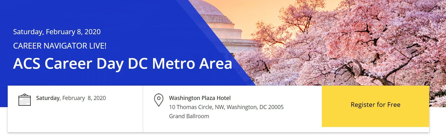 ACS Career Day DC Metro Area