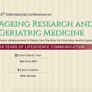 Ageing Research and Geriatric Medicine