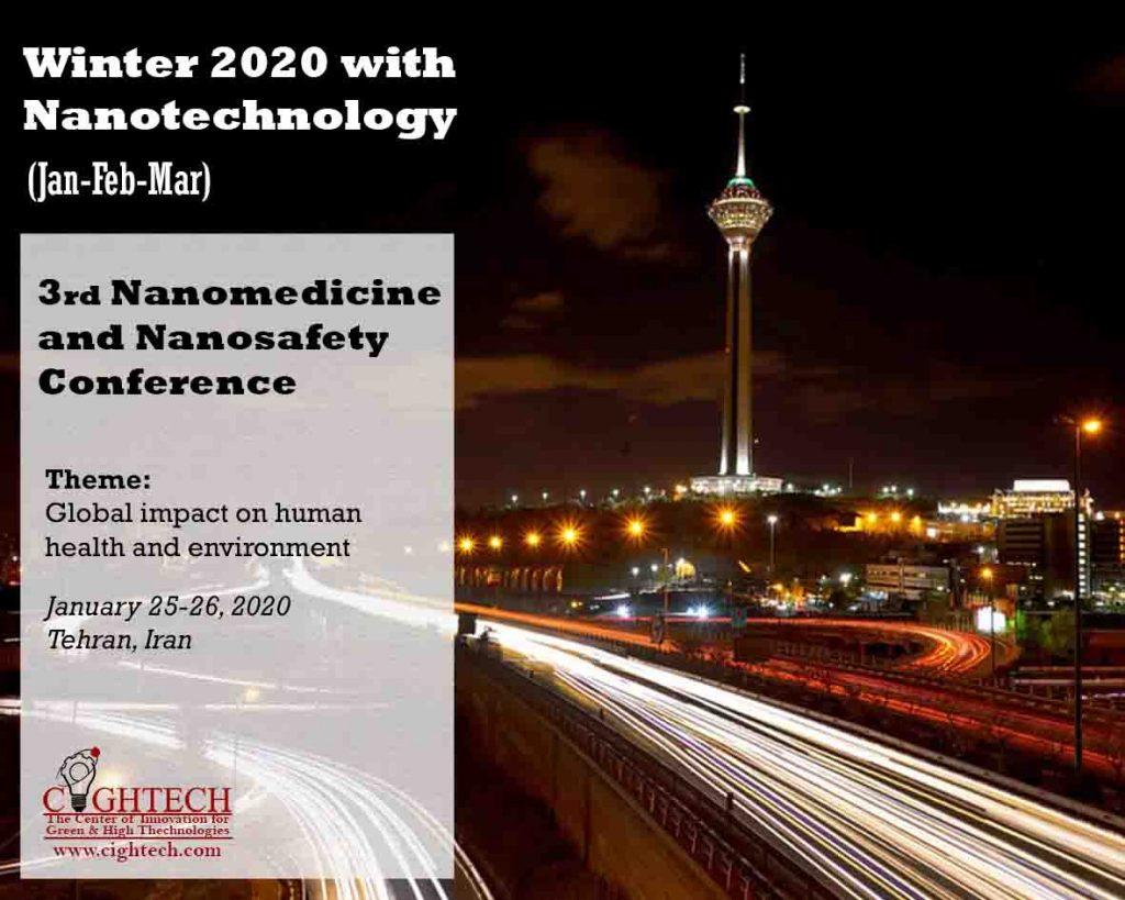 Nanotechnology-Tehran