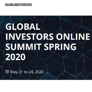 GLOBAL INVESTORS ONLINE SUMMIT
