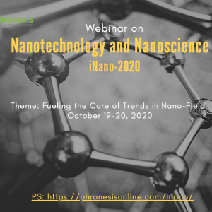 Webinar on Nanotechnology and Nanoscience iNano-2020