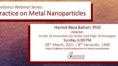 Photo of Photonics webinar Series: Practice on Metal Nanoparticles