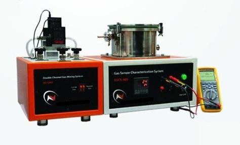 Gas Sensors Characterization System
