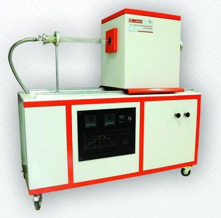 Rail Sliding Chemical Vapor Deposition Systems (RSCVD)
