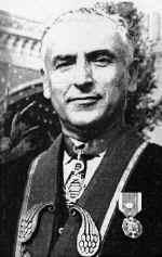 Dr. Mohammad Ali Mojtahedi, Principal of Alborz High School